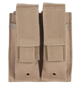 Dual Pistol Mag Pouch - Coyote
