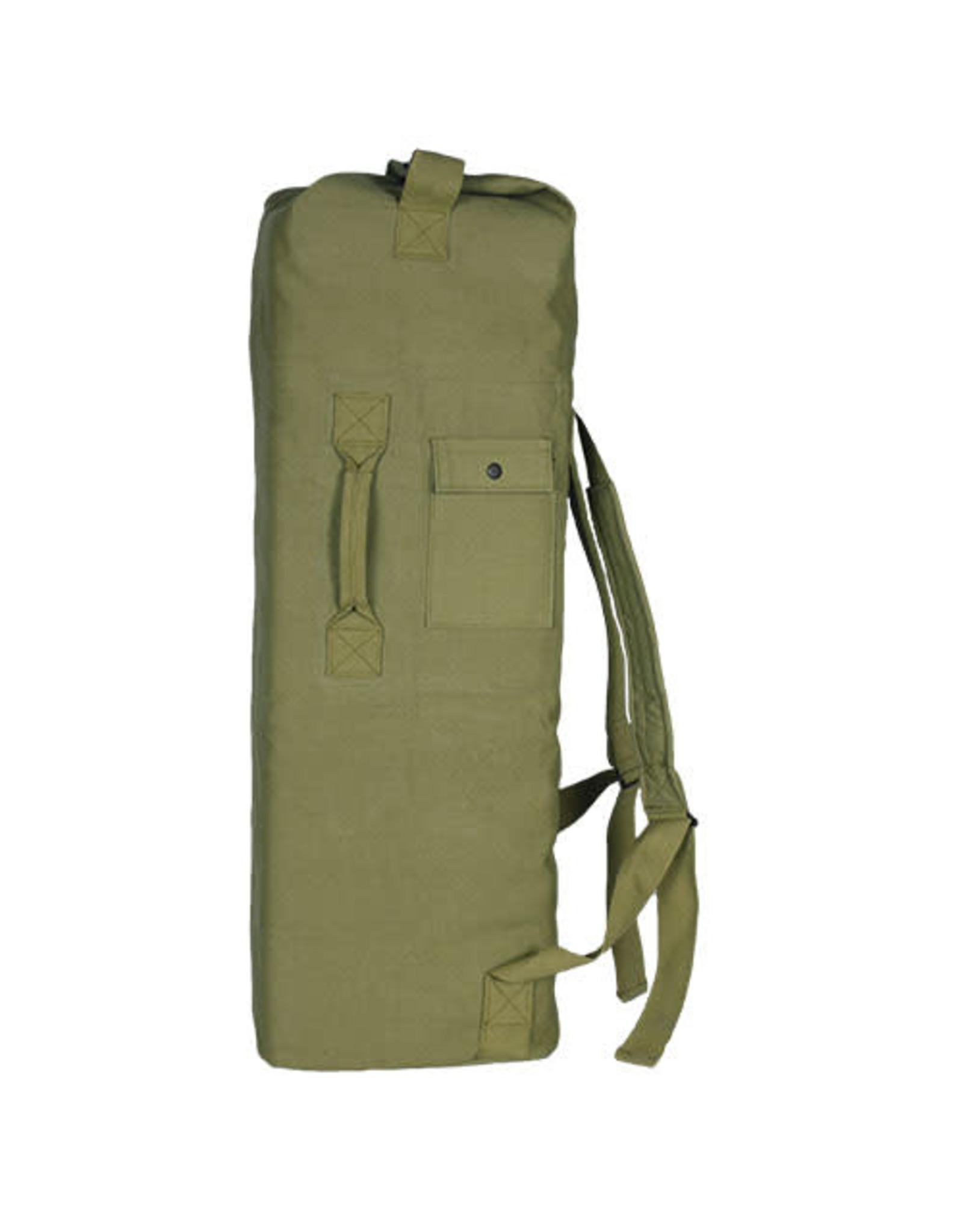 GI Canvas 2 Strap Duffel Bag