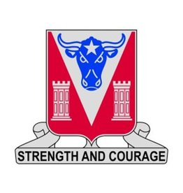 82nd Engineer Battalion Unit Crest