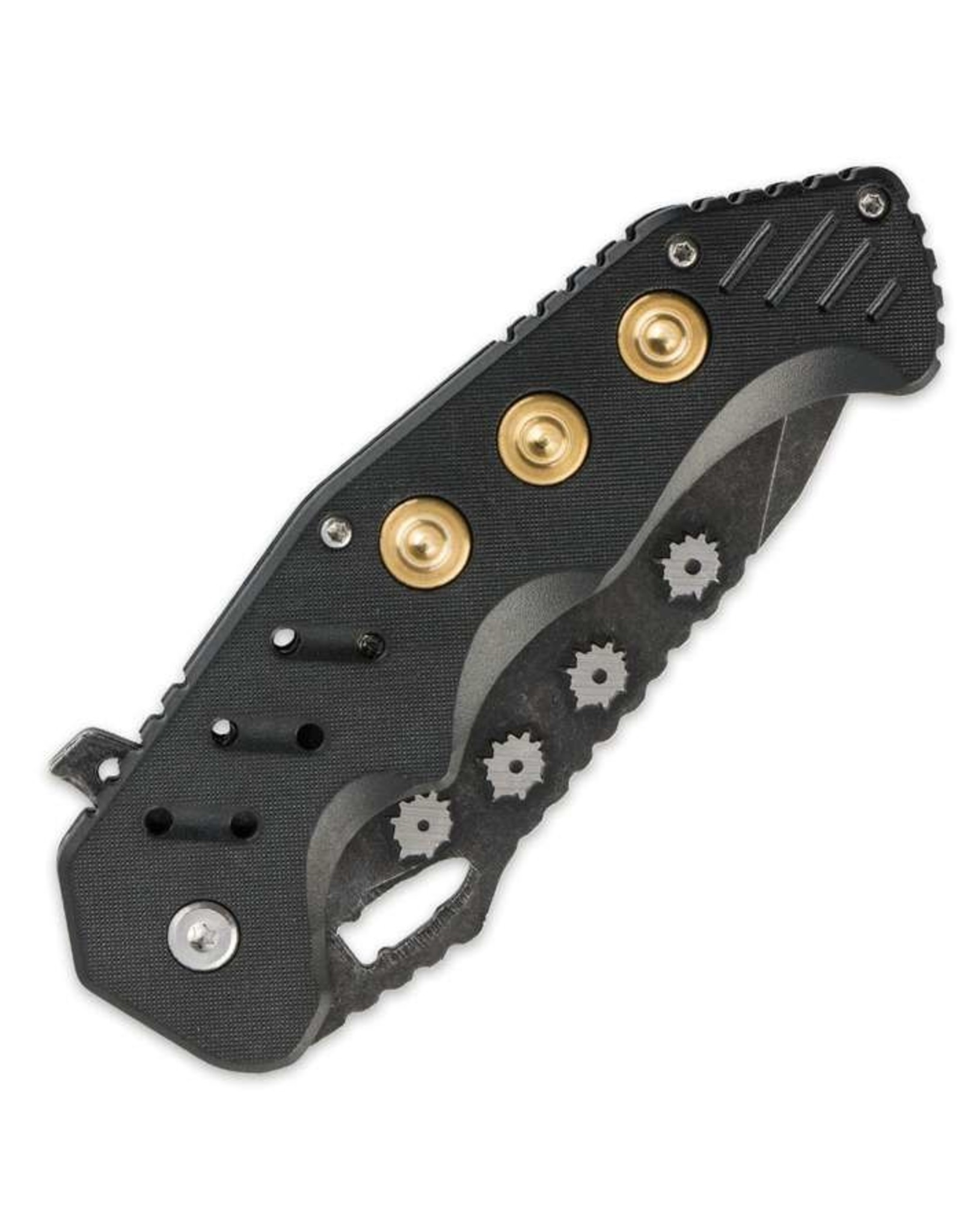 The Punisher Assisted Opening Pocket Knife