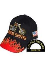 Embroidered Cap - American Chopper