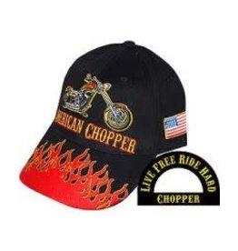 Cap - American Chopper Embroidered
