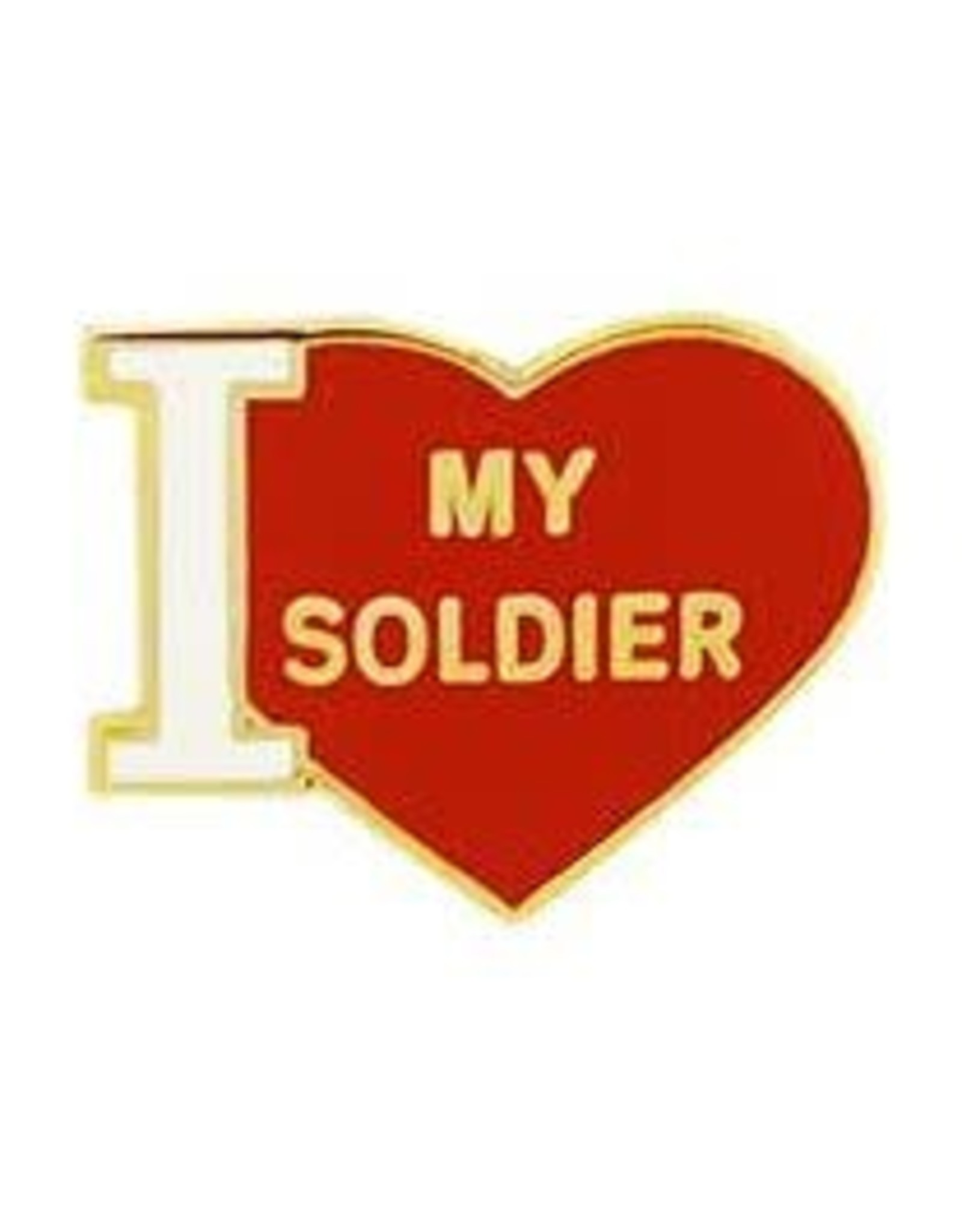 Pin - Army I Love My Soldier