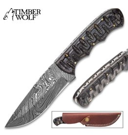 Timber Wolf Black Hills Fixed Blade