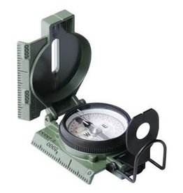 GI Lensatic Phosphorescent Compass
