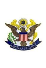 Pin - USA Seal RWB