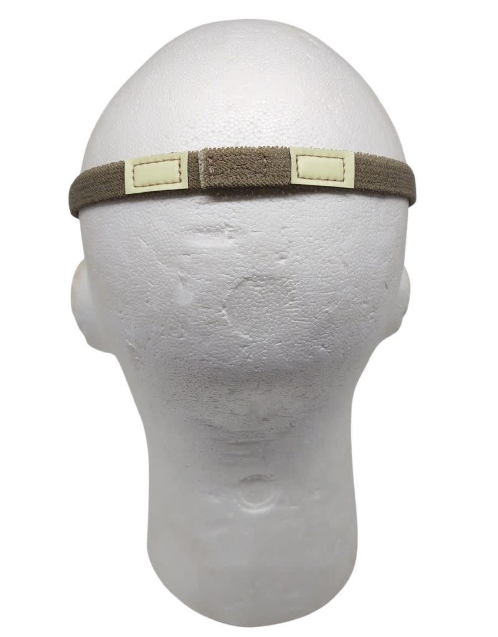 Headband Helmet Band w/ Cat Eyes - OCP Scorpion