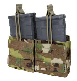 Open Top M14 Double Mag Pouch Scorpion