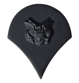Black Pin On Rank (E4) SPC - Specialist