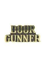 Pin  - Army Scroll Door Gunner