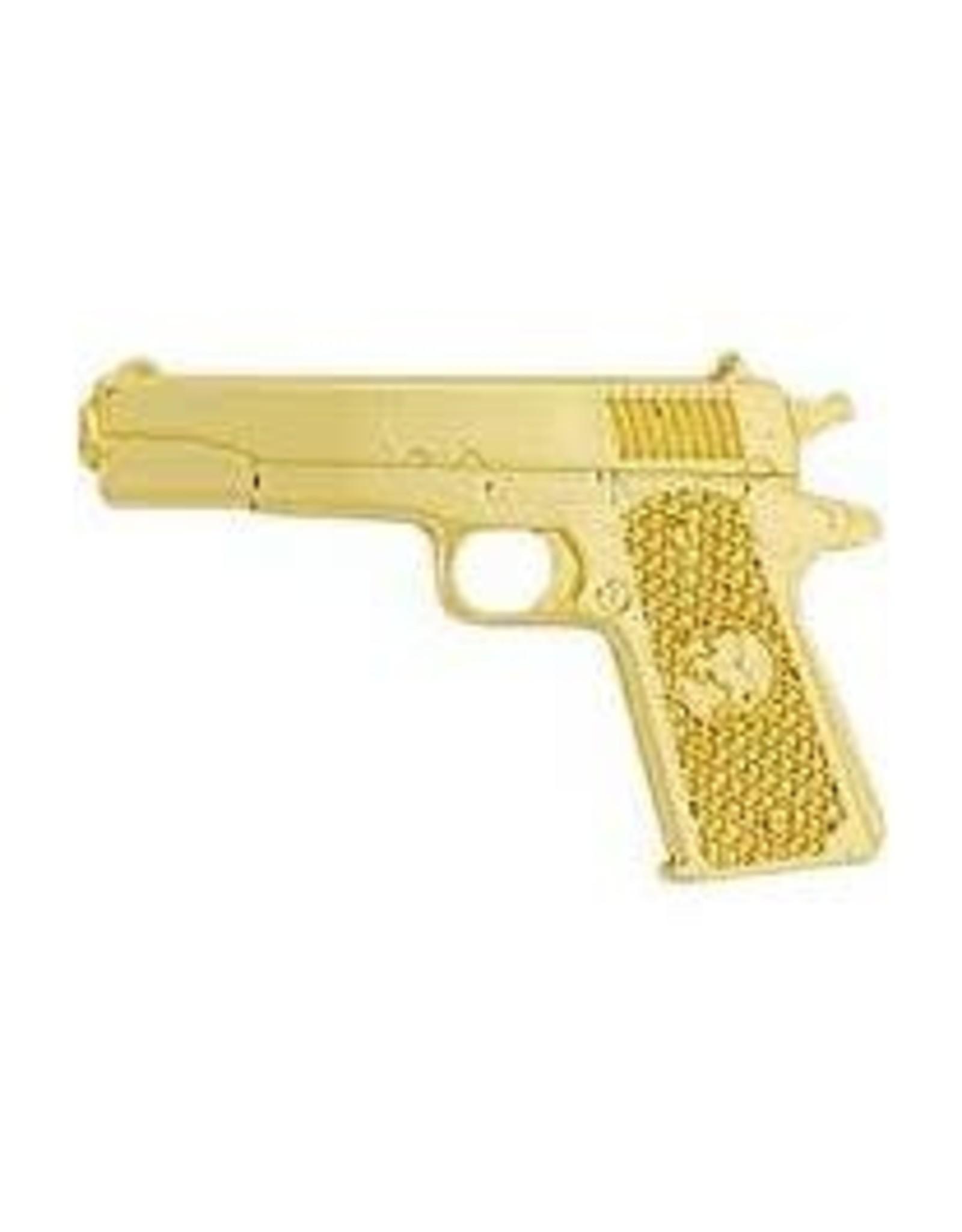 Pin - 45Cal Pistol Model 1911 Gold