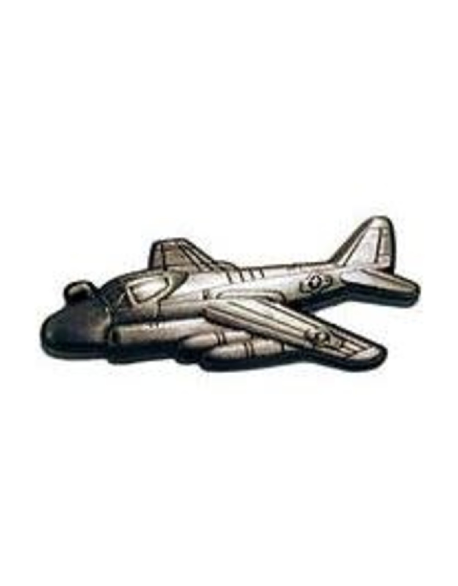 Pin - Airplane A-06 Intruder Pewter