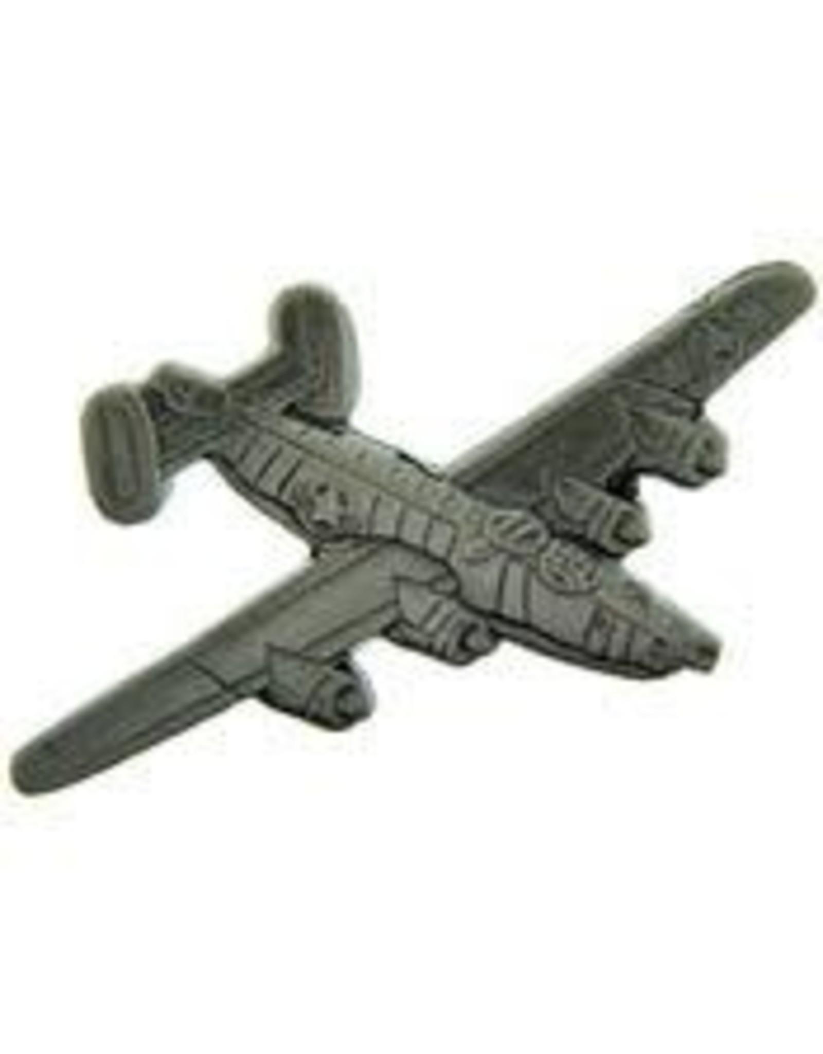 Pin - Airplane B-24 Liberator Pewter