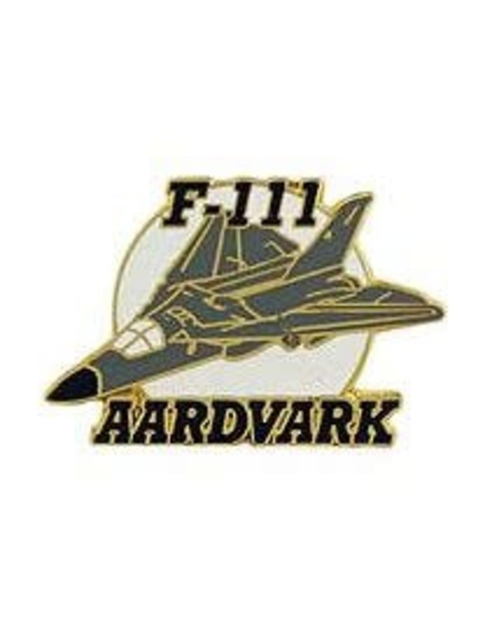Pin - Airplane F-111 Aardvark