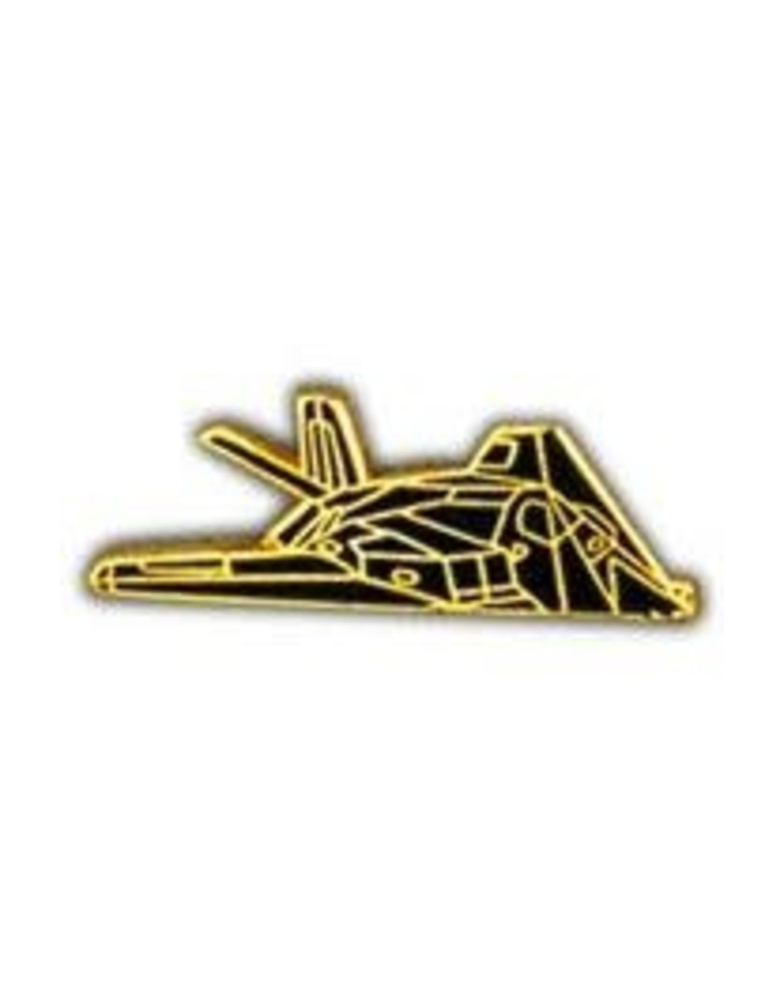 Pin - Airplane F-117 Nighthawk