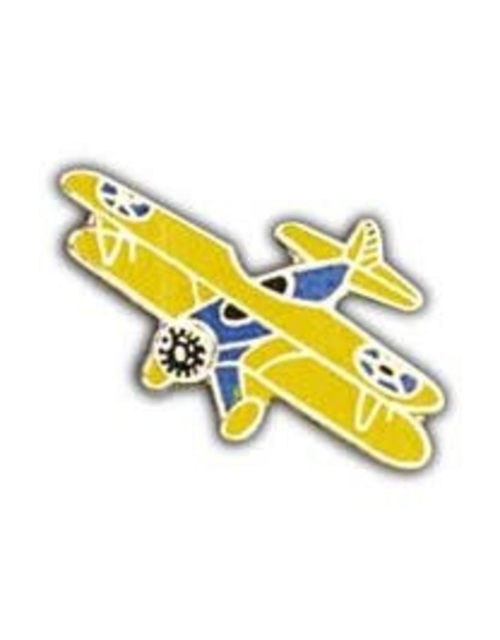 Pin - Airplane Steerman PT17USN
