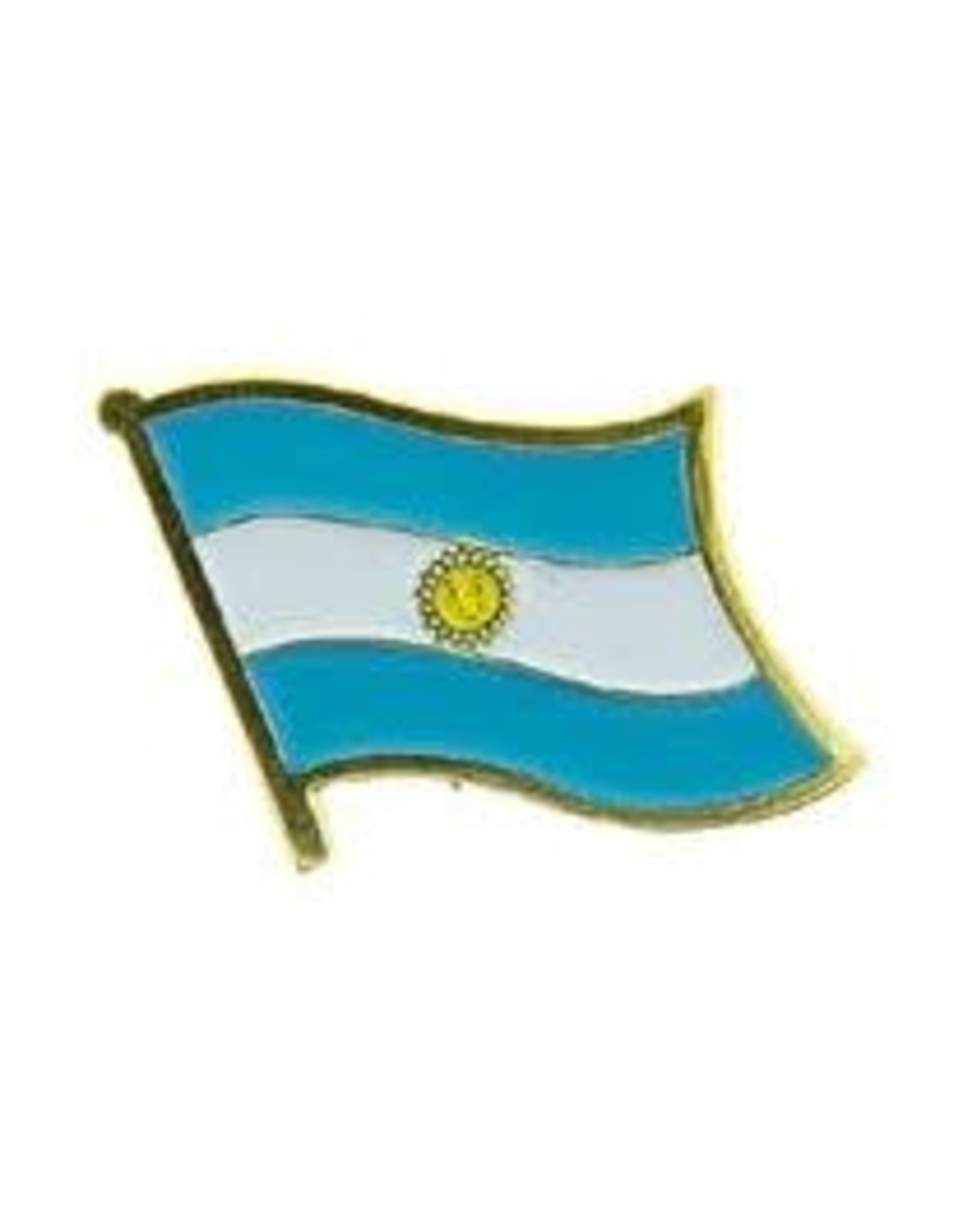 Pin - Argentina Flag