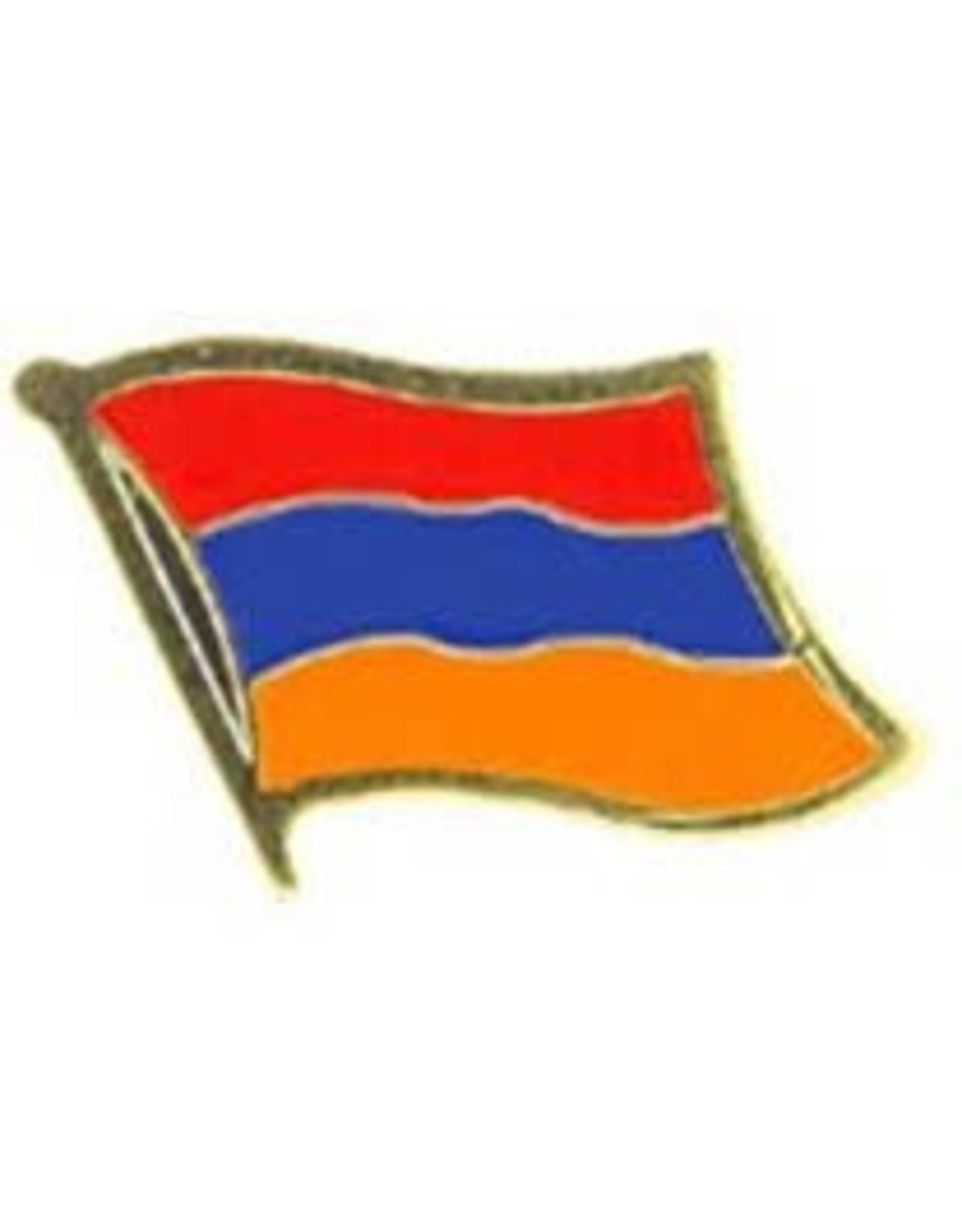 Pin - Armenia Flag