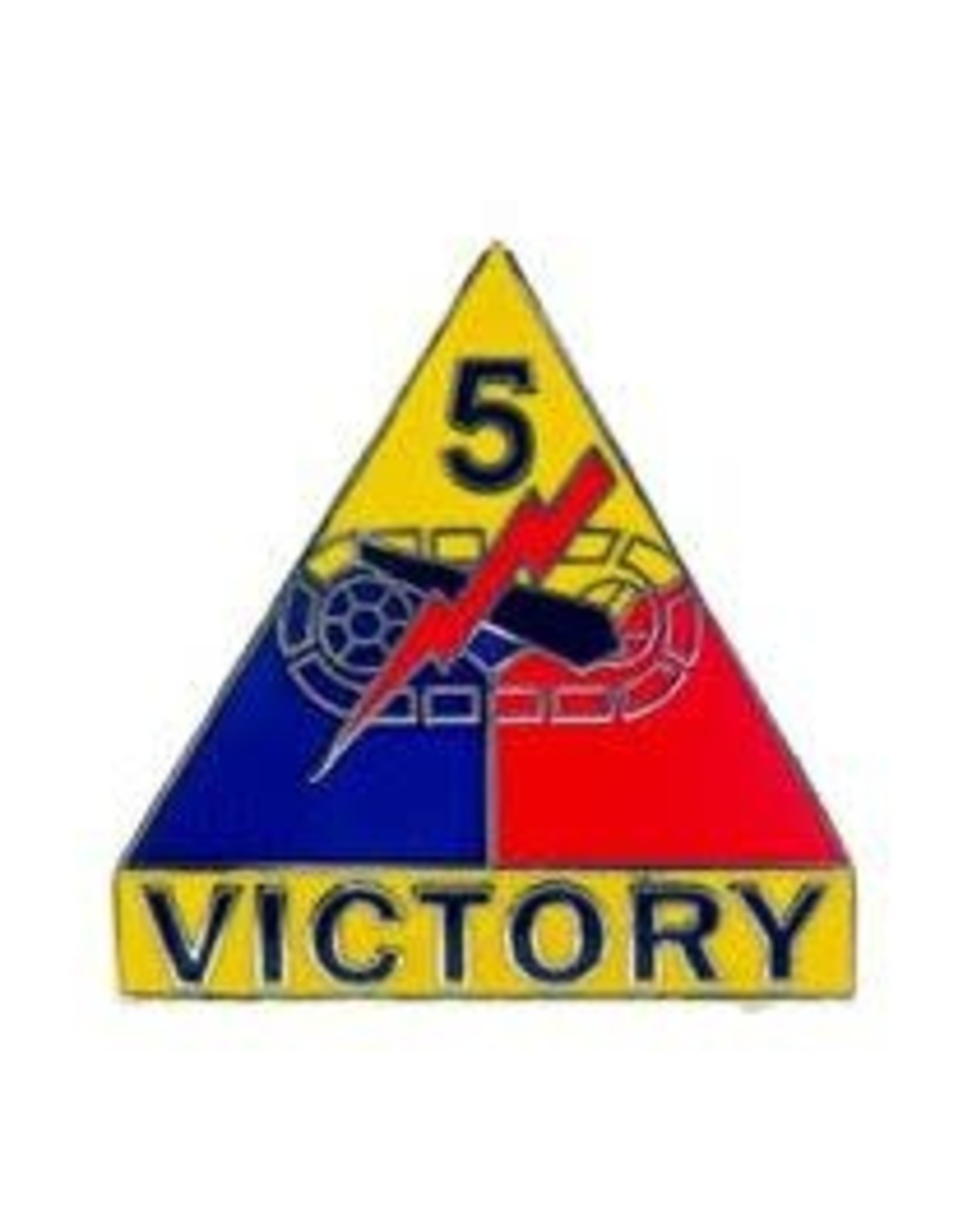 Pin - Army 005th Arm Div