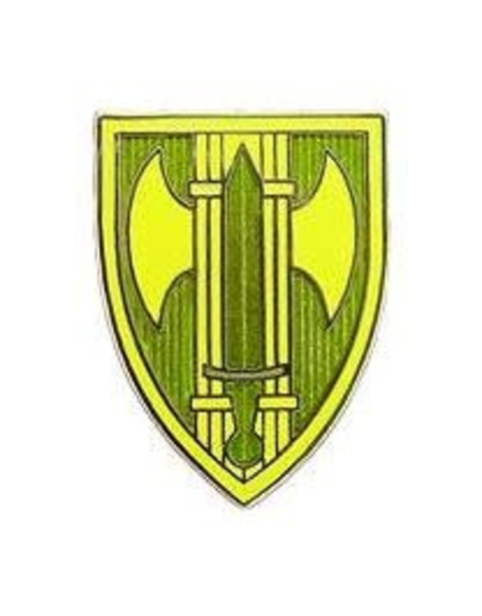 Pin - Army 018th MP Brg
