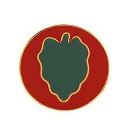 Pin - Army 024th Inf Div