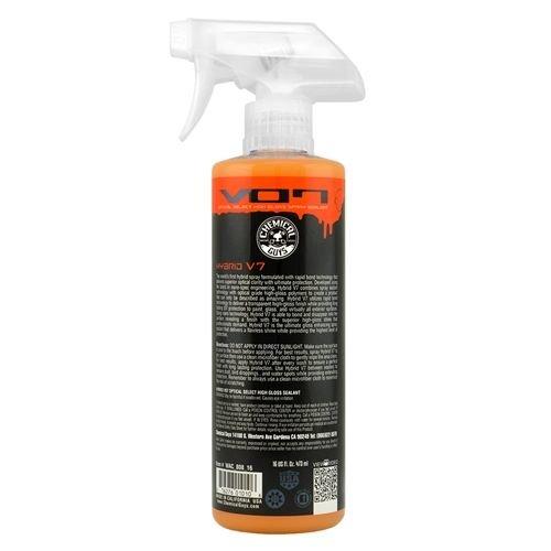 Chemical Guys WAC_808_16 - Hybrid V7 Optical Select High Gloss Spray Sealant & Quick Detailer (16 oz)