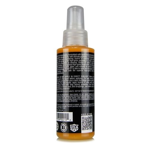 Chemical Guys Canada WAC_808_04- Hybrid V7 Optical Select High Gloss Spray Sealant & Quick Detailer (4oz)