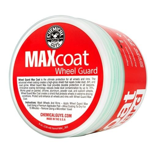 Chemical Guys WAC_303 - Wheel Guard Rim & Wheel Sealant (8 oz)