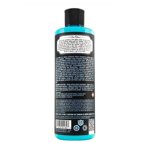 Chemical Guys WAC_203_16 - JetSeal Matte Sealant and Paint Protectant (16 oz)