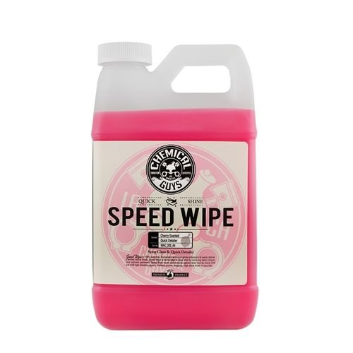 Chemical Guys Canada WAC_202_64 - Speed Wipe Quick Detailer (64 oz - 1/2 Gal)