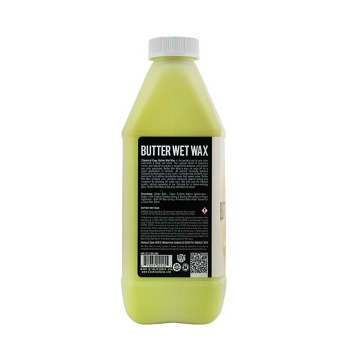 Chemical Guys Canada WAC_201_64 - Butter Wet Wax (64 oz - 1/2 Gal)