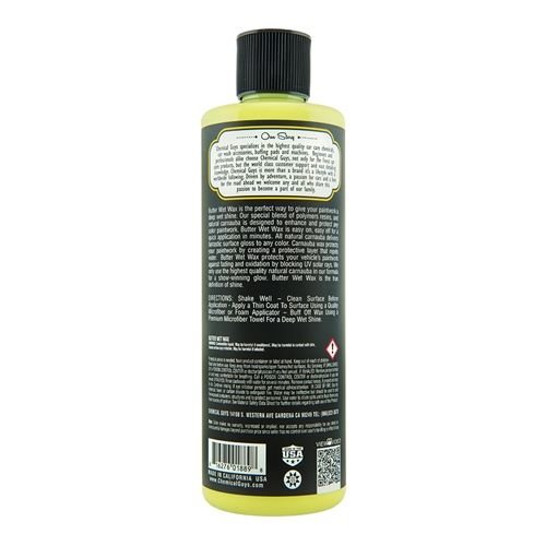 Chemical Guys Canada WAC_201_16 - Butter Wet Wax (16 oz)
