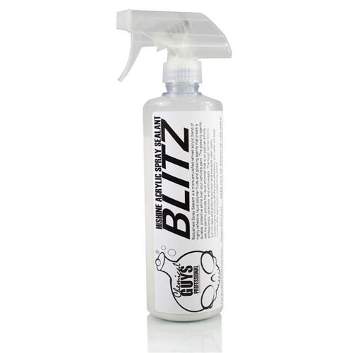 Chemical Guys WAC_117_16 - BLITZ Acrylic Spray Sealant (16 oz)
