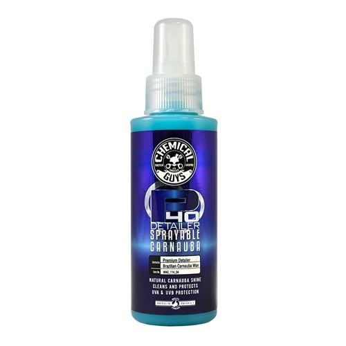 Chemical Guys WAC_114_04 - P40 Detailer Spray with Carnauba (4 oz)