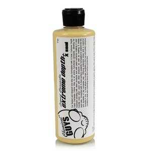 Chemical Guys WAC_111_16 - Extreme Depth Liquid Carnauba Creme Wax + X-Seal (16 oz)