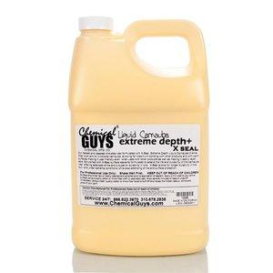 Chemical Guys WAC_111 - Extreme Depth Liquid Carnauba Creme Wax + X-Seal (1 Gal)