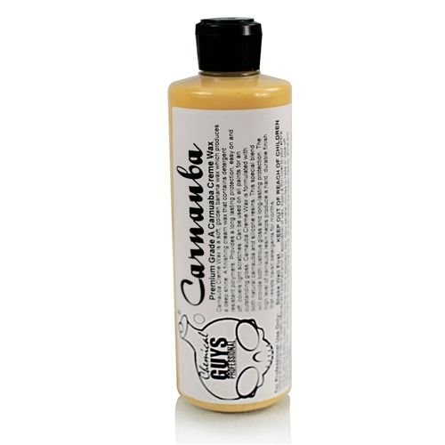 Chemical Guys Canada WAC_103_16 - Pure Carnauba Creme Wax (16 oz)
