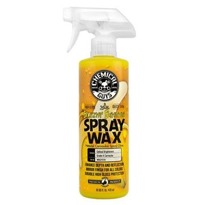 Chemical Guys WAC21516 - Blazin' Banana Natural Carnauba Spray Wax (16oz)