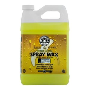 Chemical Guys Canada WAC215 - Blazin' Banana Natural Carnauba Spray Wax (1 Gal)