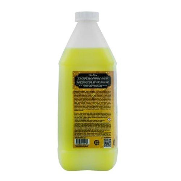 WAC215 - Blazin' Banana Natural Carnauba Spray Wax (1 Gal)
