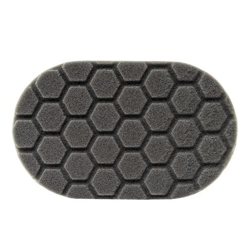 Hex-Logic BUFX_203 - Hex-Logic Finishing Hand Applicator Pad, Black (3 x 6 x 1 Inch)