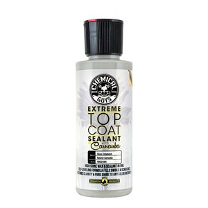 Chemical Guys WAC21004 - Extreme Top Coat Carnauba Wax And Sealant In One (4 oz)