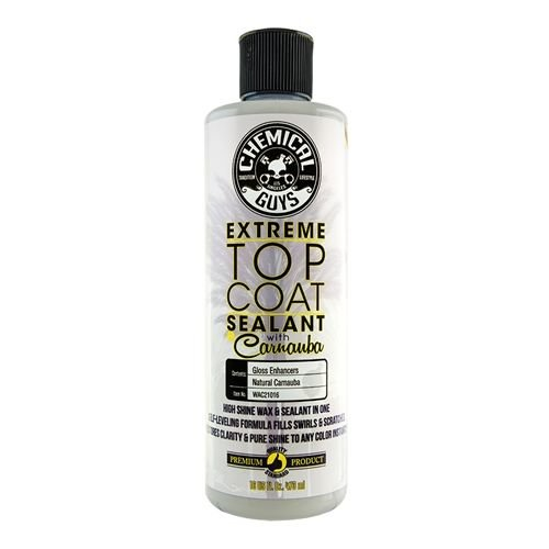 Chemical Guys Canada WAC21016 - Extreme Top Coat Carnauba Wax And Sealant In One (16 oz)