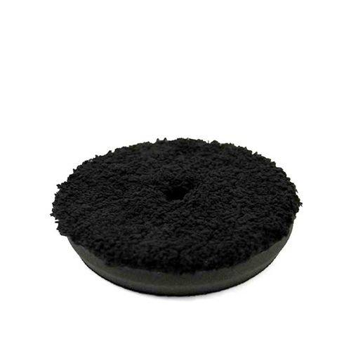 Hex-Logic BUFX_303_5 - Black Optics Microfiber Black Polishing Pad (5.5'')