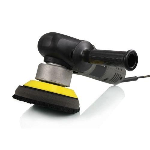 Hex-Logic BUFX_305_6 - Black Optics Microfiber Black Polishing Pad (6.5'')