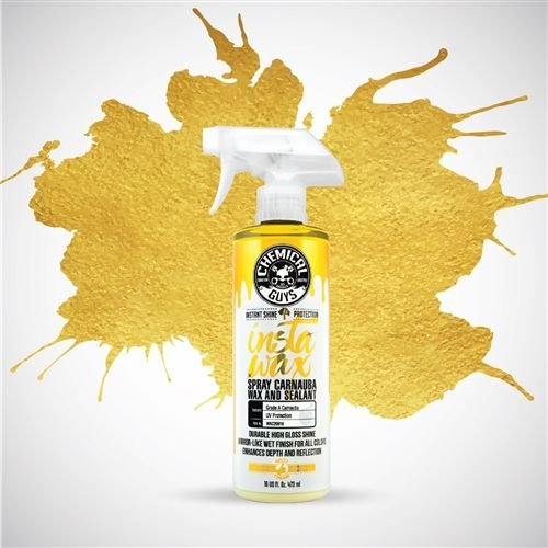 Chemical Guys WAC20916 - InstaWax Liquid Carnauba Shine and Protection Spray (16 oz)