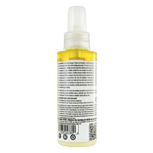 Chemical Guys WAC20904 - InstaWax Liquid Carnauba Shine and Protection Spray (4 oz)