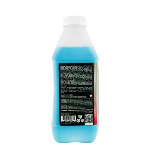Chemical Guys Canada WAC20864 - Activate Instant Spray Sealant and Paint Protectant (64 oz - 1/2 Gal)