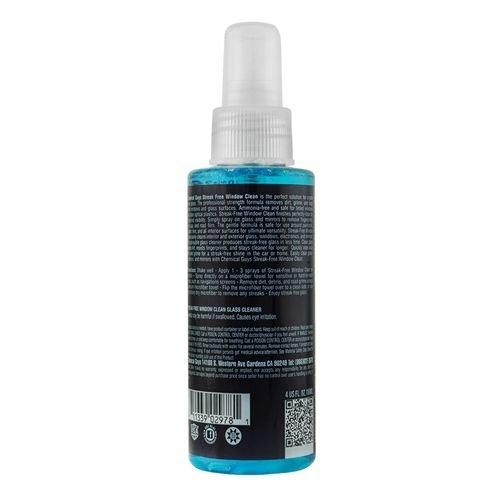 Chemical Guys CLD30004 - Streak Free Window Clean Glass Cleaner (4 oz)