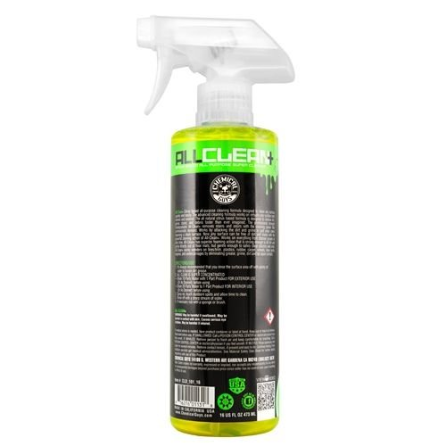 Chemical Guys Canada CLD_101_16 - All Clean+ Citrus Based All Purpose Super Cleaner (16 oz)